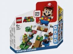 LEGO® Super Mario 71360 Abenteuer mit Mario Starterset