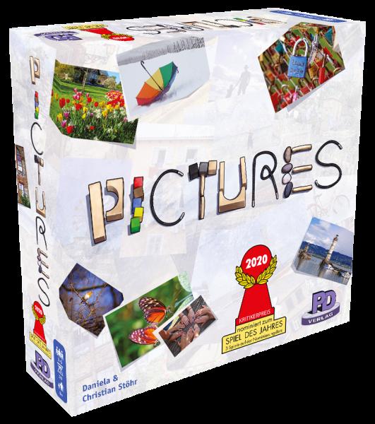 Pictures - Spiel des Jahres 2020