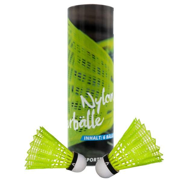 PIN Badmintonbälle aus Nylon