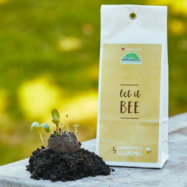 Seedbombs let it BEE