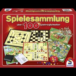 Spielesammlung, 100 Spielmöglichkeiten