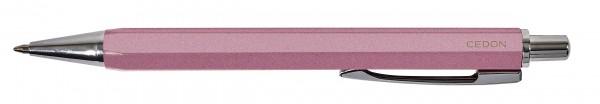 Kugelschreiber metallic pink