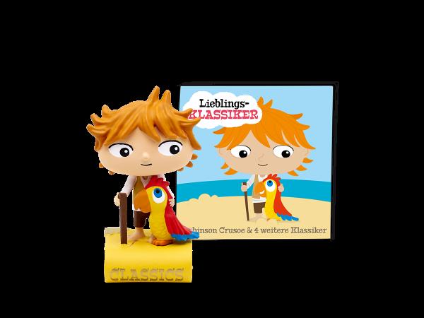 Lieblings-Klassiker - Robinson Crusoe