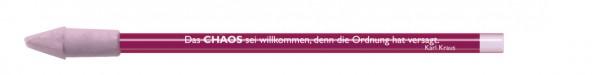 Bleistift Serie-rot Chaos