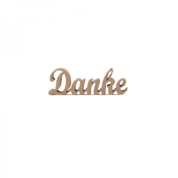 NOGALLERY Danke - grau