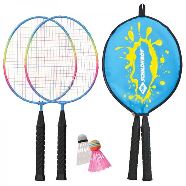 "Federball-Set ""Kids"" / Badminton-Set ""Junior"