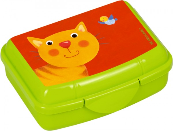 Freche Rasselbande Katze Mini-Snackbox