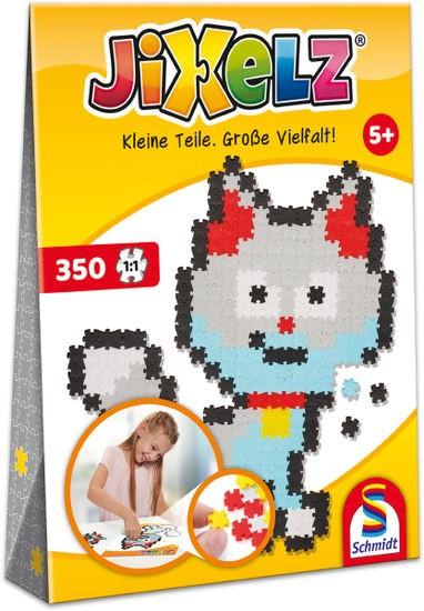 JIXELZ Katze, 350 Teile