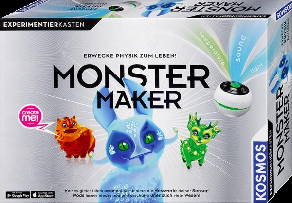 Monster Maker: Erwecke Physik zum Leben