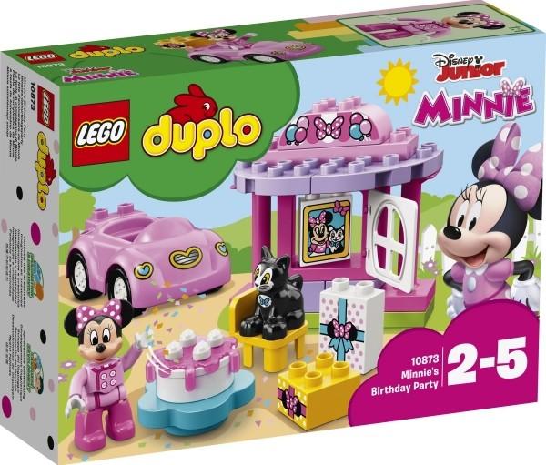 LEGO® DUPLO® 10873 Minnies Geburtstagsparty, 21 Teile