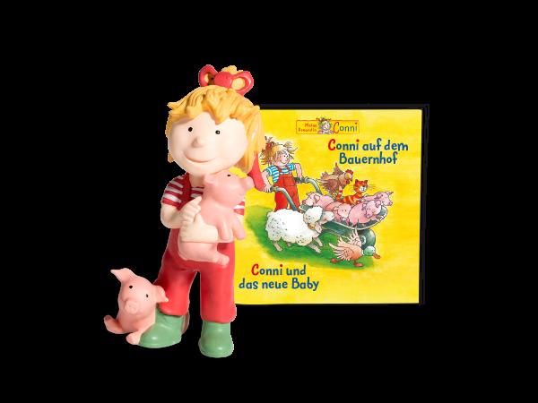 Conni auf dem Bauernhof - Conni und das neue Baby