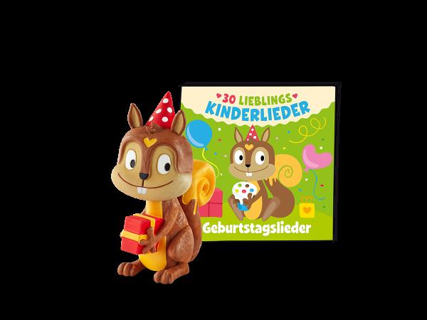 Lieblings-Kinderlieder - Geburtstagslieder