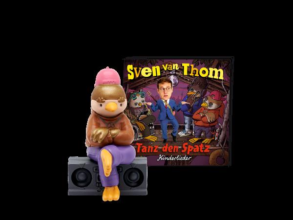 Sven van Thom -Tanz den Spatz