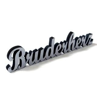 NOGALLERY Bruderherz - grau