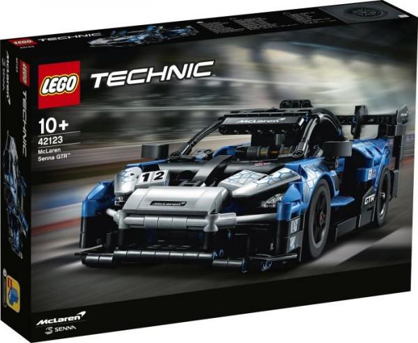 LEGO® Technic 42123 McLaren Senna GTR