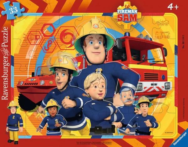 Feuerwehrmann Sam (33 Teile)