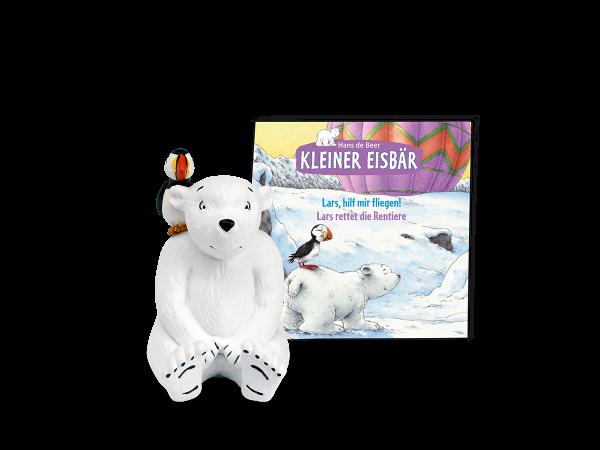 Kleiner Eisbär - Lars, hilf mir fliegen!/ Lars rettet die Rentiere
