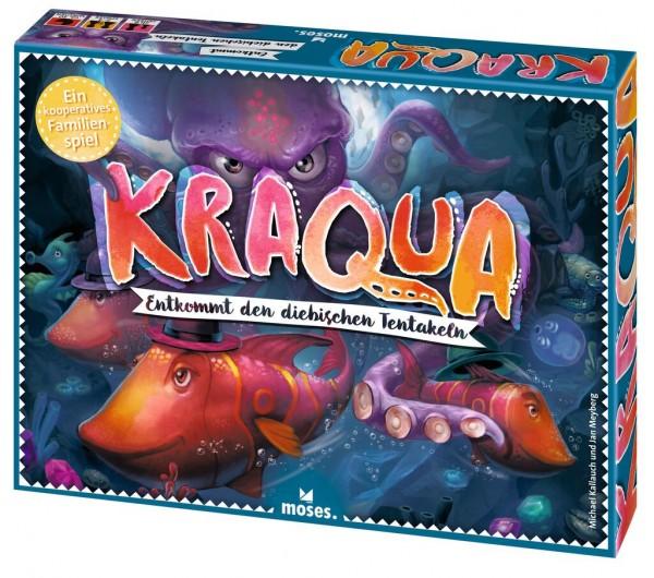 Kraqua - Entkommt den diebischen Tentakeln