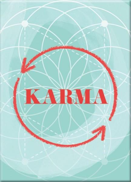 Omm for you Magnet Karma