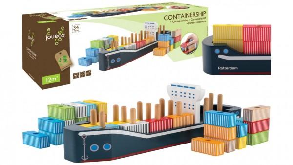 Jouéco® - Containerschiff
