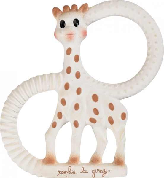 Beißring Sophie la girafe© extraweich