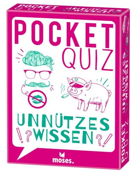 Pocket Quiz - Unnützes Wissen